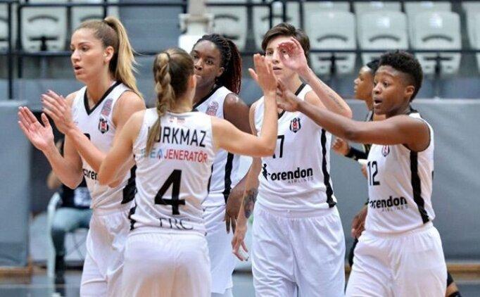 Beşiktaş TRC İnşaat İzmit deplasmanında kazandı