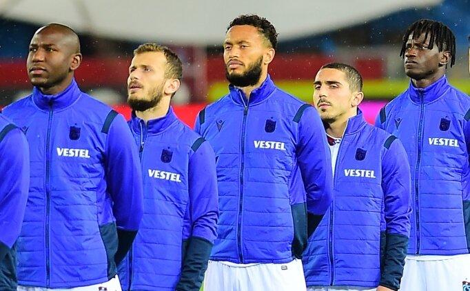 Trabzonspor'da Lewis Baker'ın şanssızlığı