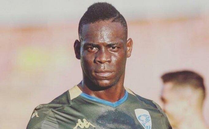 Balotelli'den Brescia'ya: 'Sakat olduğum için idmanlara katılmadım'