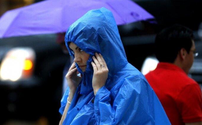 Bugün hava durumu yağmur yağar mı meteoroloji (24 Temmuz Cumartesi)