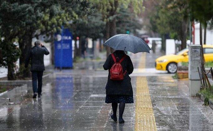 Bugün yağmur var mı? Yağmur bugün yağacak mı? Hava durumu (12 Temmuz Pazar)