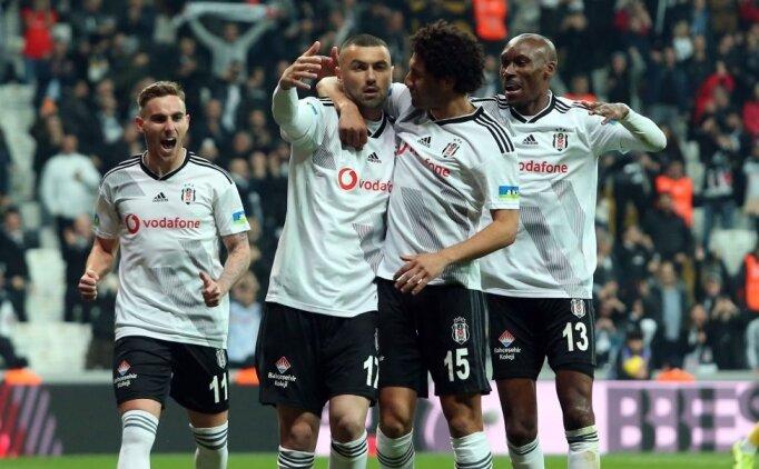 Beşiktaş'ın maaş elçisi; Burak Yılmaz