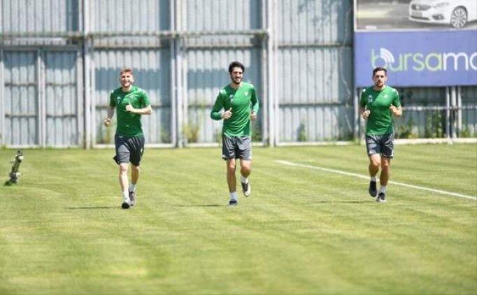 Bursaspor'da testler negatif çıktı