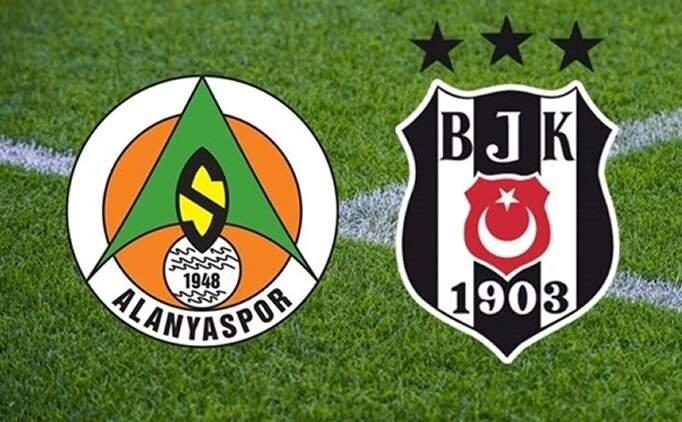 Alanyaspor Beşiktaş maçı canlı şifresiz izle (bein sports 1 izle)