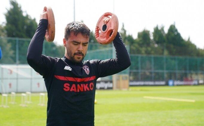Gaziantep FK, Furkan Soyalp'in bonservisini alıyor