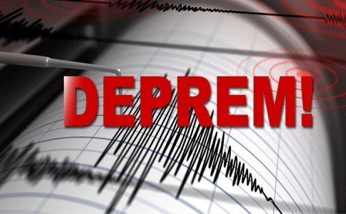 Elazığ'da çok şiddetli deprem