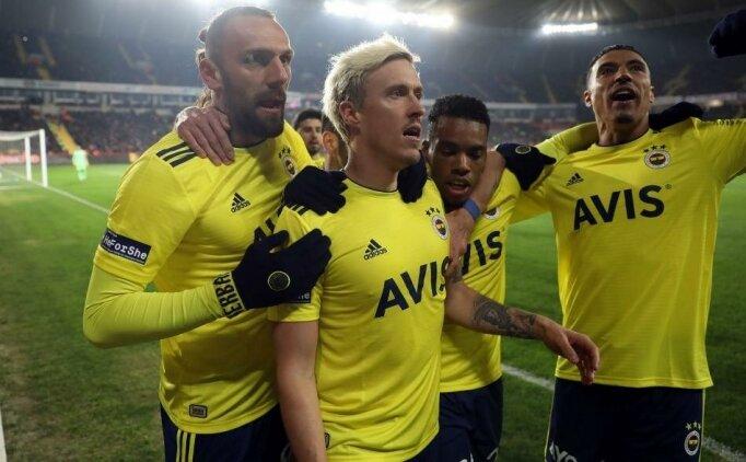Max Kruse: 'Fenerbahçe'den ayrılmam'