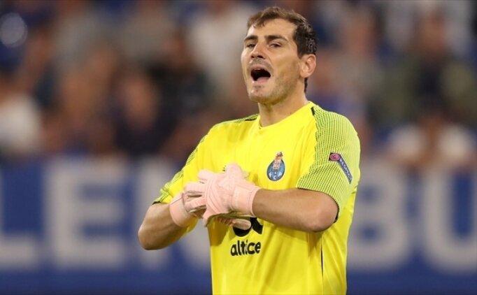 Iker Casillas geri dönmeyi deneyecek