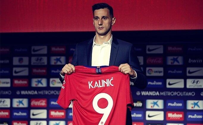 Beşiktaş, Nikola Kalinic'i bekliyor!