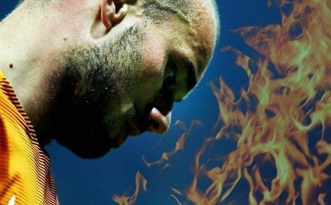 Sneijder: 'Messi ve Ronaldo gibi olabilirdim'