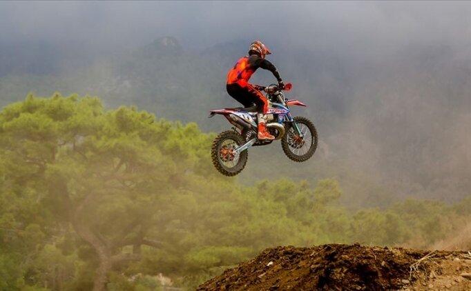Sea To Sky Enduro Yarışları'nda şampiyon Graham Jarvis