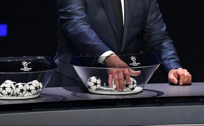 İşte Şampiyonlar Ligi'nde son 16 eşleşmeleri