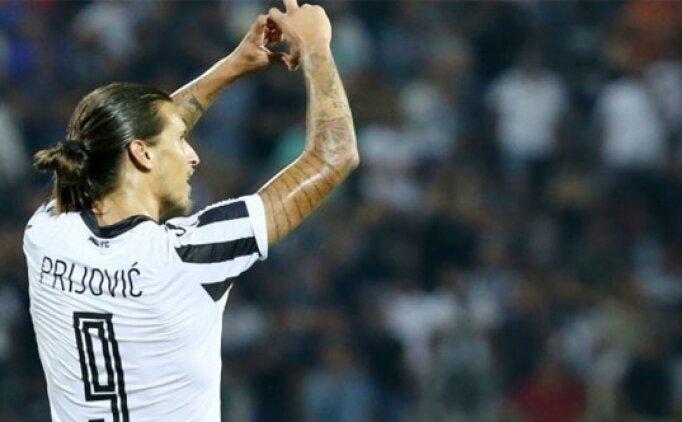 Prijovic, Beşiktaş'tan 1.5 milyon euro istedi