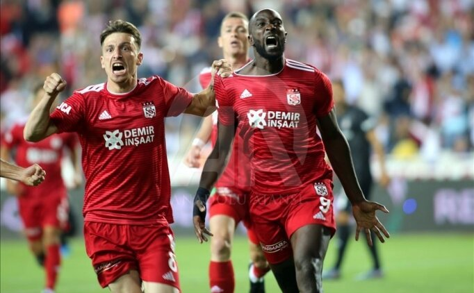 Avrupa'da penaltı kullanmayan tek lider Sivasspor