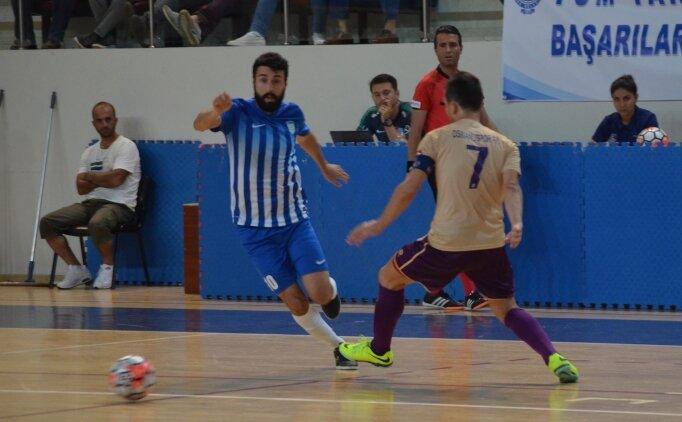 TFF, Futsal Ligi kararını açıkladı