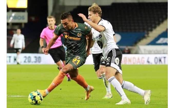 Alanyaspor'da Davidson, Süper Lig'e hızlı alıştı