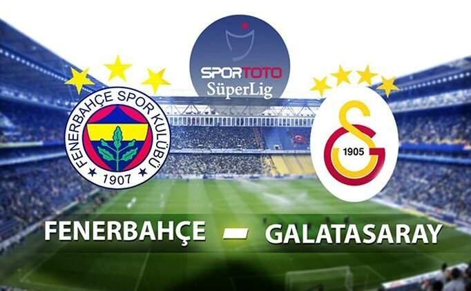 Canlı maç izle Fenerbahçe Galatasaray şifresiz, FB GS maçı kaç kaç?