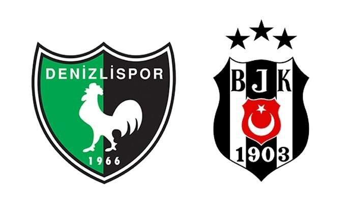 bein sports 1 Denizlispor Beşiktaş maçı izle, BJK maçı canlı yayın