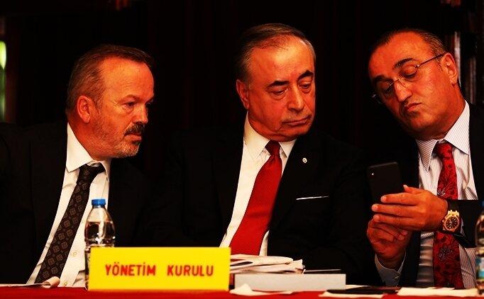 Galatasaray'da imza operasyonu
