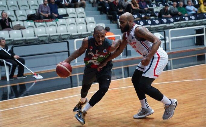 FIBA Avrupa Kupası'nda Türk derbisi