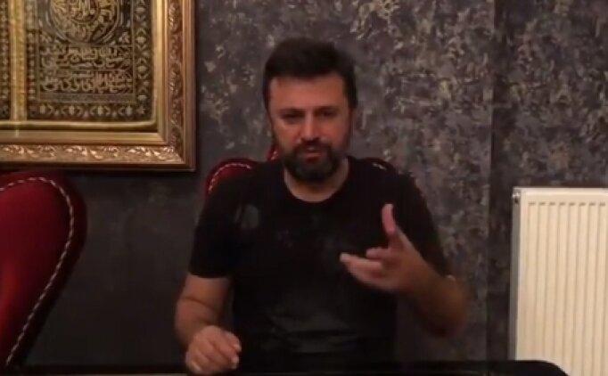 Bülent Uygun: 'Canım Türkiye'm lütfen evinde kal'