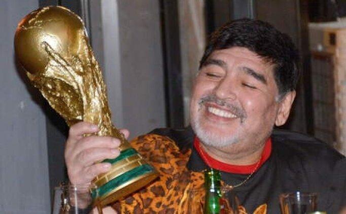 Maradona'nın 16 varisi 37 milyonun peşinde