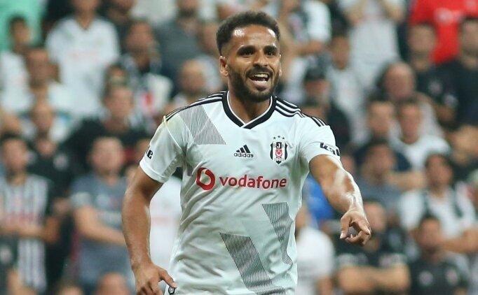 Beşiktaş'ta Douglas 91 gün sonra kadroda
