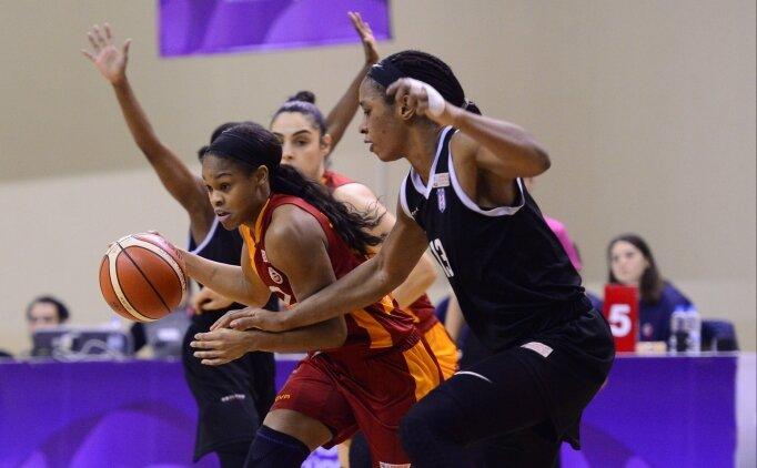 Kadın basketbolda derbi var; Beşiktaş - Galatasaray