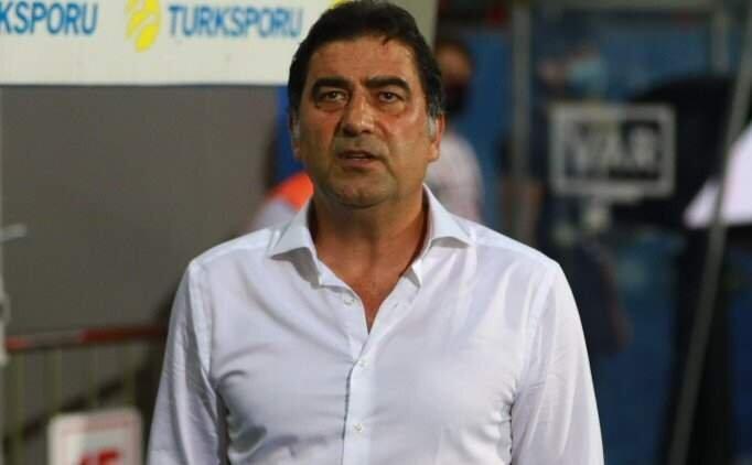 Çaykur Rizespor'da Ünal Karaman istifa etti