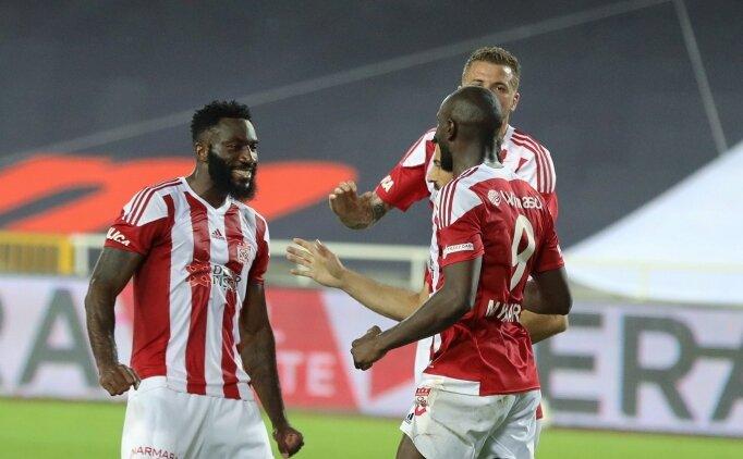 Sivasspor'da Konyaspor maçı hazırlıkları başladı