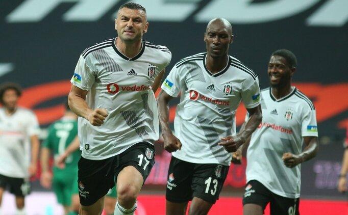 Beşiktaş, Avrupa aşkına...