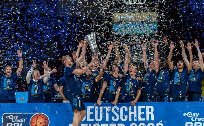 Almanya'da şampiyon Alba Berlin!