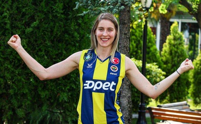 Bianka Busa: 'Türkiye hayalimi gerçekleştirdim!'