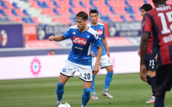 Napoli, Avrupa yolunda kritik puanlar kaybetti