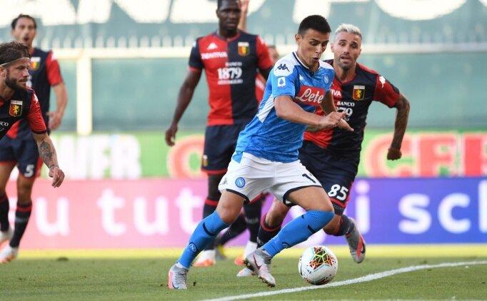 Napoli kazandı, Genoa ateş hattında kaldı!