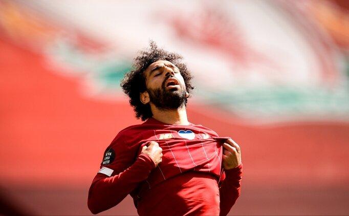 Liverpool, evinde ilk kez puan kaybetti! Burnley umutlarını korudu..
