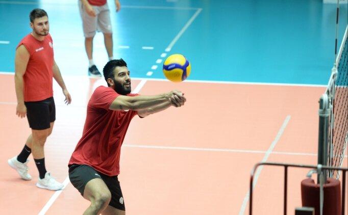 Galatasaray Erkek Voleybol Takımı yeni sezona hazırlanıyor