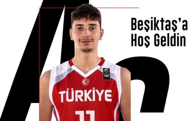 Beşiktaş Erkek Basketbol Takımı, Alperen Şengün ile anlaştı