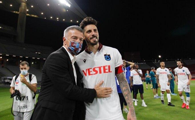 Trabzonspor, Jose Sosa'nın kararını bekliyor