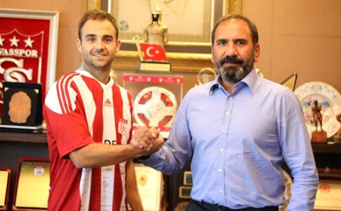 Sivasspor imzayı attırdı; Jorge Felix