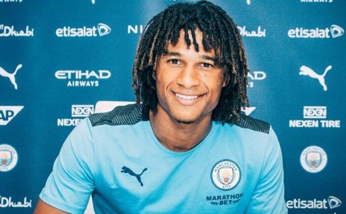 Manchester City, Nathan Ake'yi transfer etti