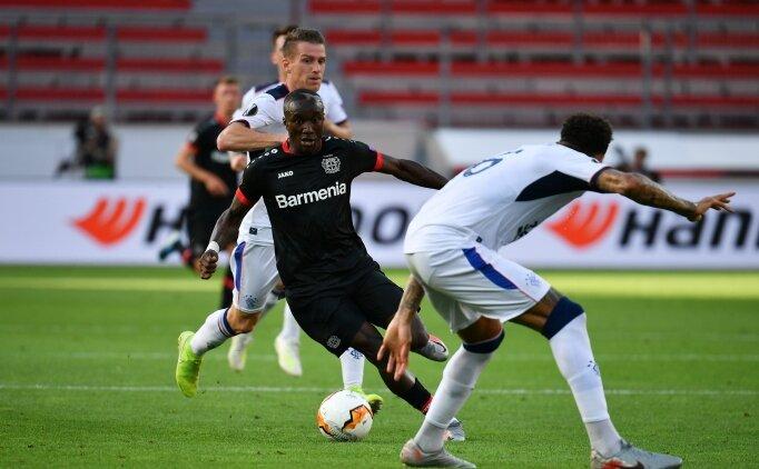 Leverkusen tek golle çeyrek finale yükseldi