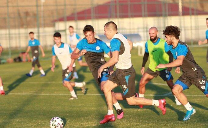 Çaykur Rizespor'da yeni sezon öncesi moraller yüksek