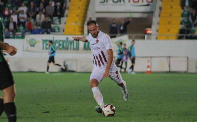 Hatayspor'da sözleşmesi biten Yasin Güreler takımdan ayrıldı