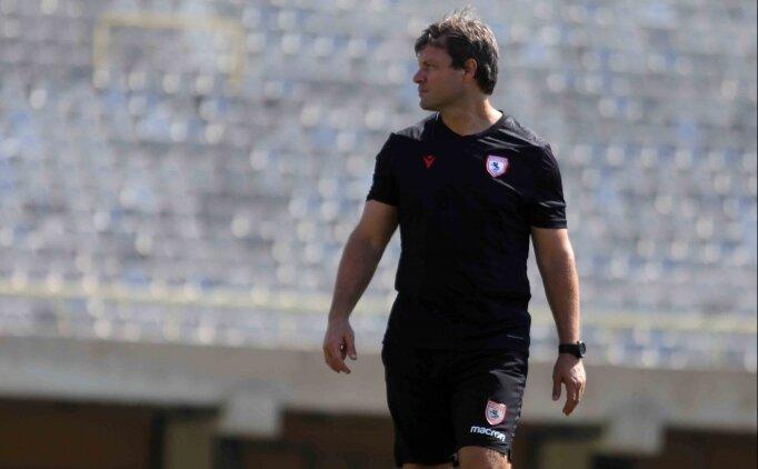 Samsunspor'da transfer açıklandı!