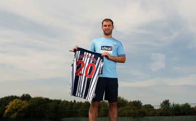 West Bromwich, Branislav Ivanovic'i transfer etti