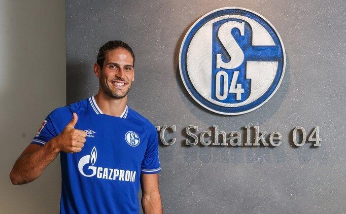 Schalke 04, Frankfurt'tan Goncalo Paciencia kiraladı