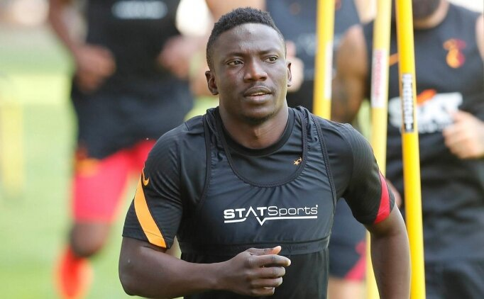 Etebo: 'Onyekuru, Galatasaray'a git dedi'