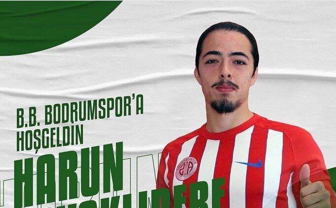 Antalyaspor'da 6 futbolcu Bodrum'a kiralandı
