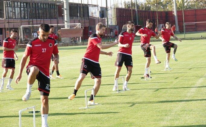 Gençlerbirliği, ilk hafta maçına Antalya deplasmanında çıkıyor